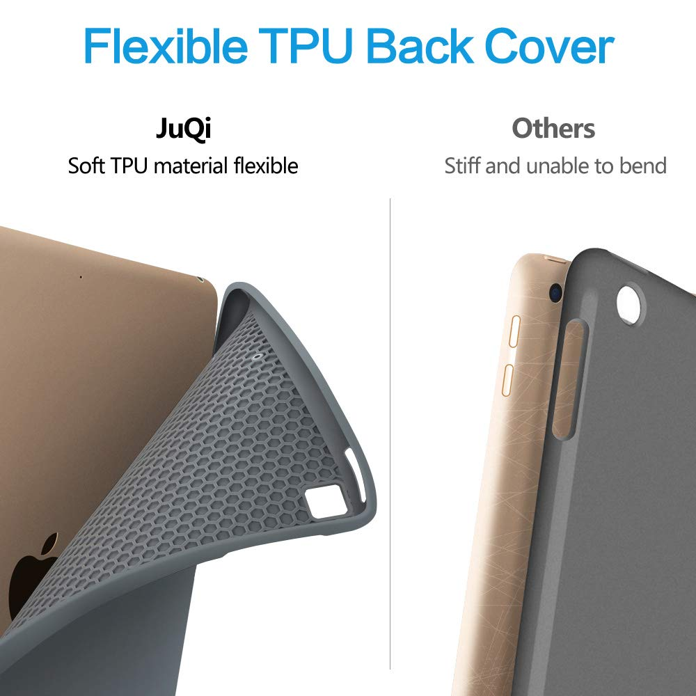 JUQITECH Sleeve Case for 9.7 10.5 Inch MacBook Laptop Tablet Slim Felt Case Compatible with iPad 9.7 5th//6th Generation iPad Pro 10.5//9.7 iPad Air 1 Air 2 Air 3 Surface Go 10 Inch 2018