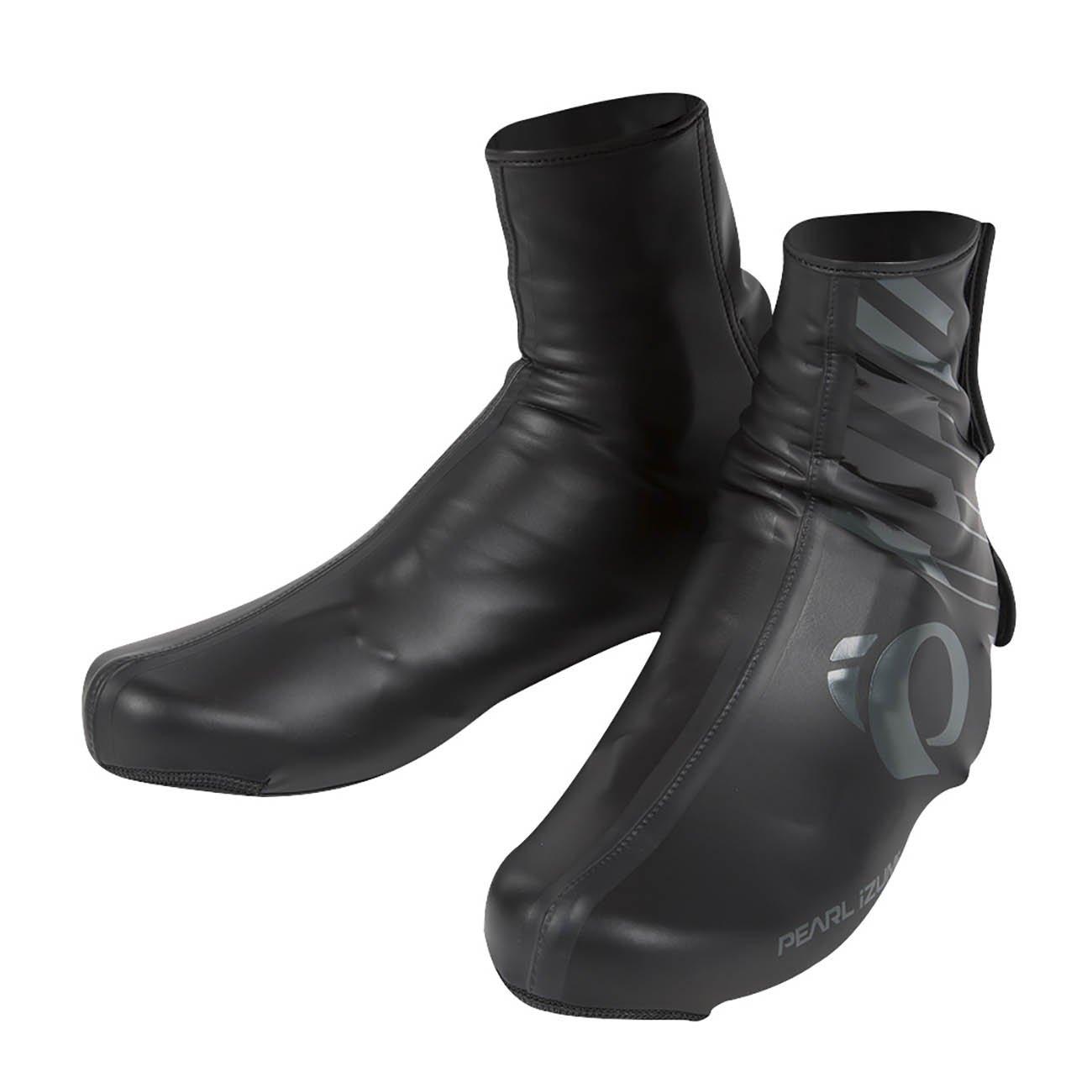 Pearl iZUMi Pro Barrier WxB Shoe Cover, Black, Large