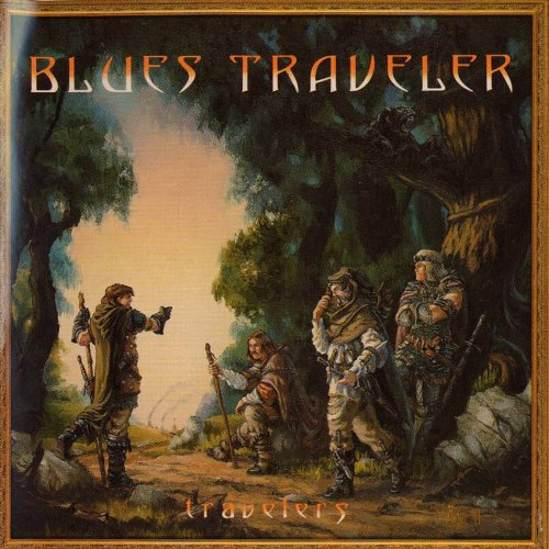 Vinilo : Blues Traveler - Travelers And Thieves (Colored Vinyl, 2PC)