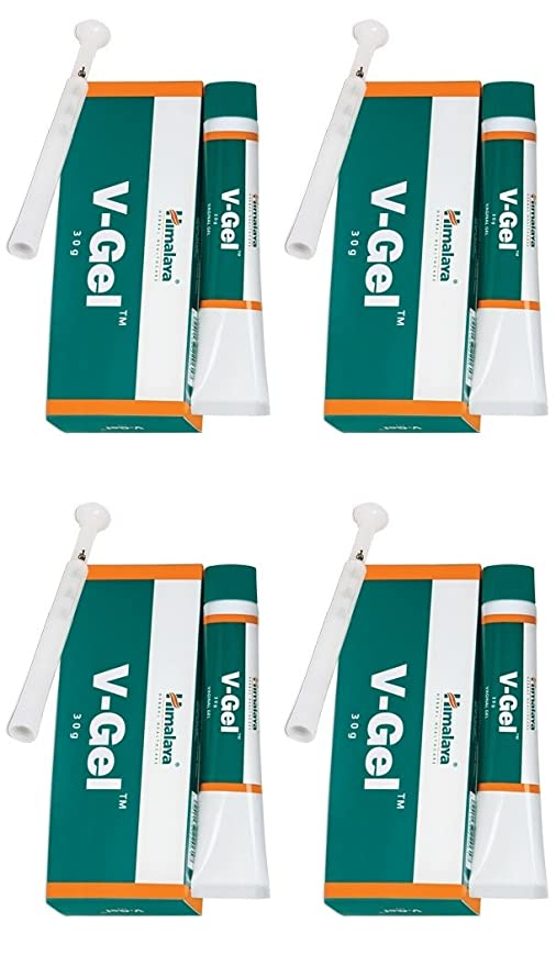 Buy Himalaya V Gel Pack Of 4 Online At Low Prices In India