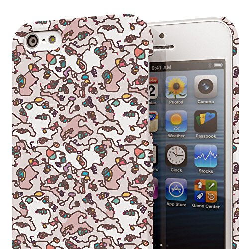 Koveru Back Cover Case for Apple iPhone 5S - Reneutrals