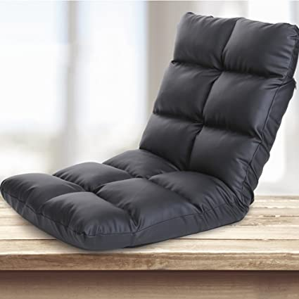 Enjoyable Amazon Com Zhirong Folding Sofa Level 6 Adjustable Lazy Caraccident5 Cool Chair Designs And Ideas Caraccident5Info