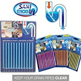 Say goodbye to nasty water buildup and repulsive smells coming from your sink. Your kitchen and bathrooms will be cleaner with Sani Sticks, the new powerful cleaning solution that eliminates odors and prevents your drains from becoming a clog...