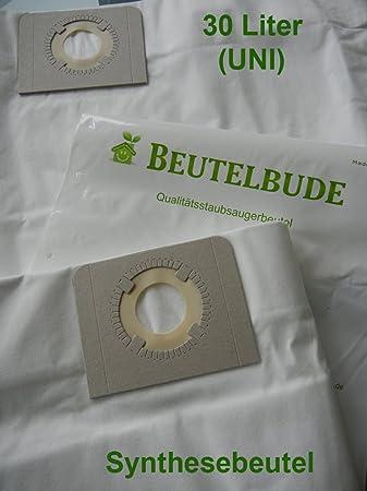Shop Vac Staubbeutel 20//30 L Papierbeutel