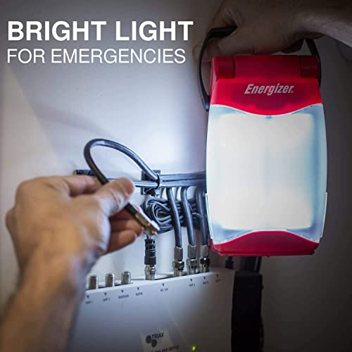 ENERGIZER LED Camping Lanterns, IPX4 Water Resistant, 3 Modes, Super Bright, Built For Outdoors, Storms, Emergencies