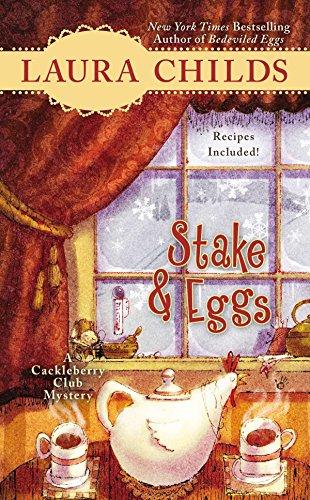 Stake & Eggs (A Cackleberry Club Mystery) (Green Festival Egg)