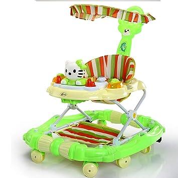 MEILA Caminador para Bebés Multifunción Empuje Antivuelco ...