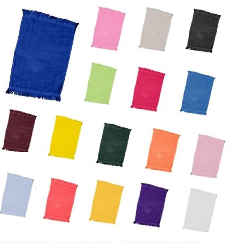 (10 Pack) Set of 10- Promotional Priced Fingertip Towels (Assorted)