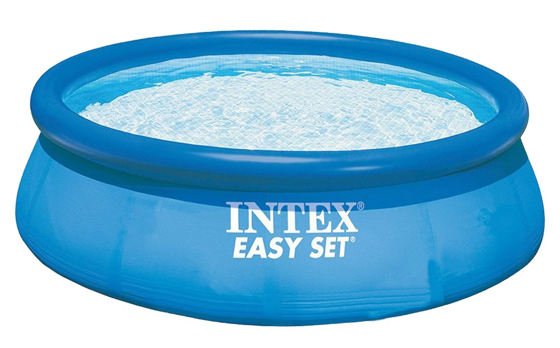 Best Dog Pool with a water filter: Intex Easy Set Pool Set with Filter Pump