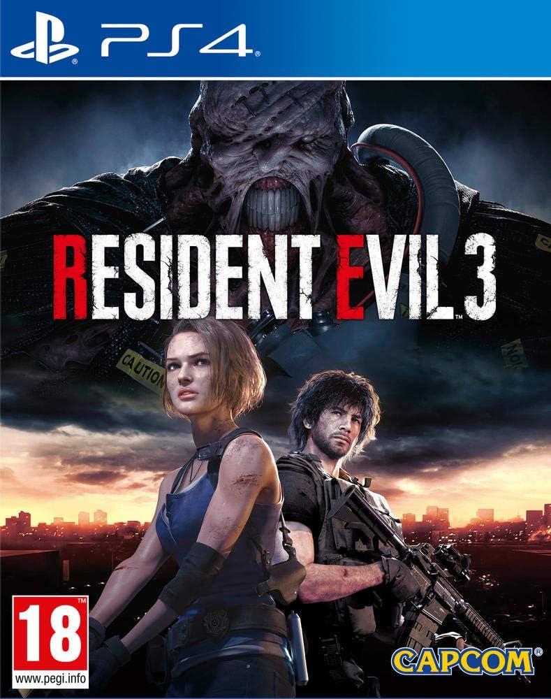 Resident Evil 3 pour PS4 [Importación francesa]: Amazon.es ...