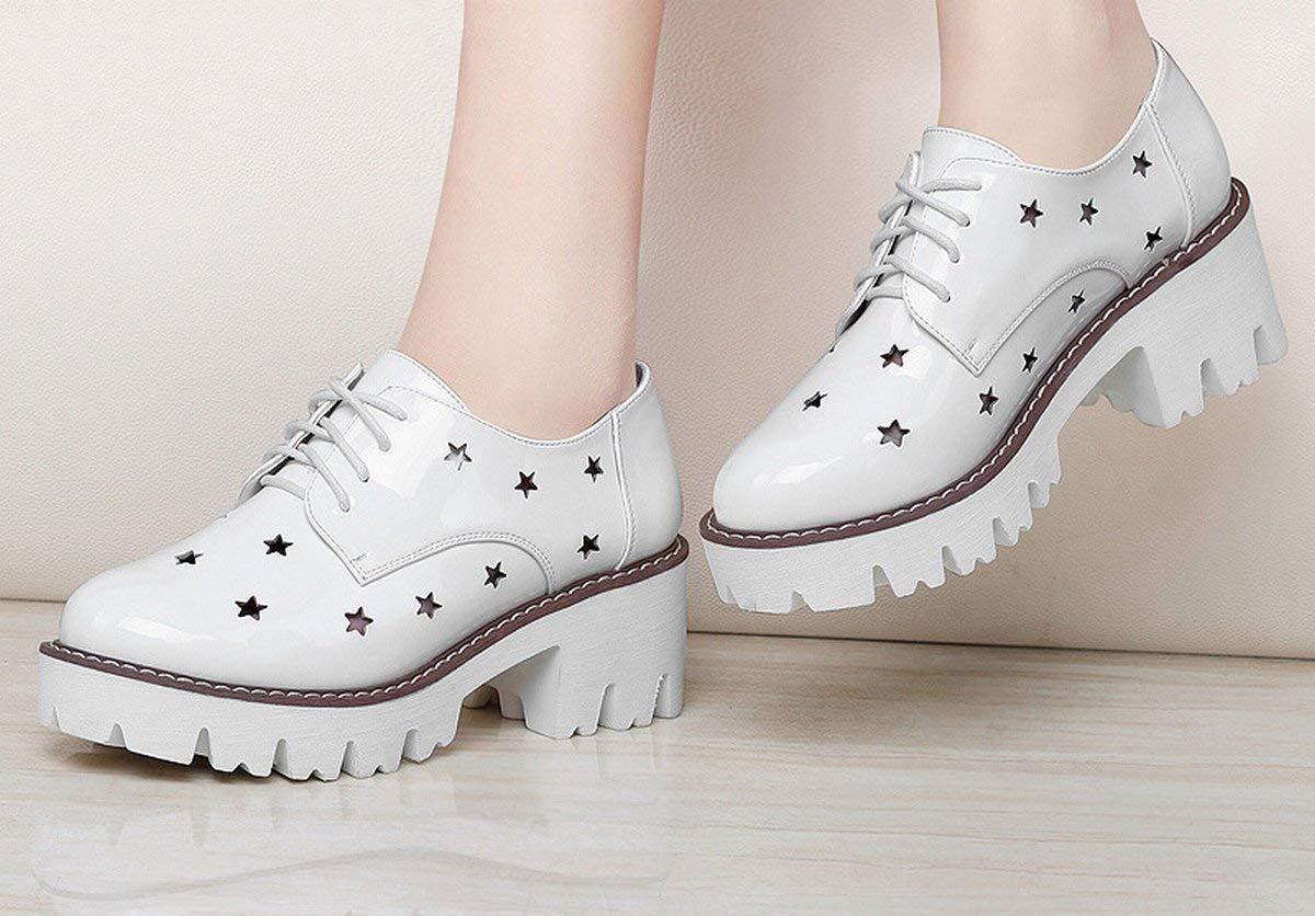 Fuxitoggo Hollow Rau mit der Strecke mit der der der Schuhe einfachen Schuhe für Frauen Schuhe Schuhe (Farbe   Weiß Größe   39) c84155