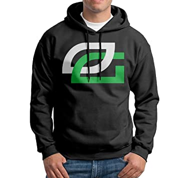 7f10970e05aa Amazon.com   NEPO Sweatshirt Optic Gaming Logo Mens Fleece Pullover ...