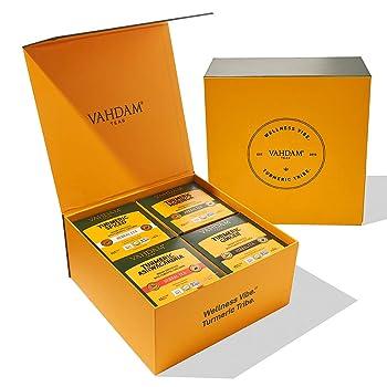 Vahdam Organic Turmeric Tea