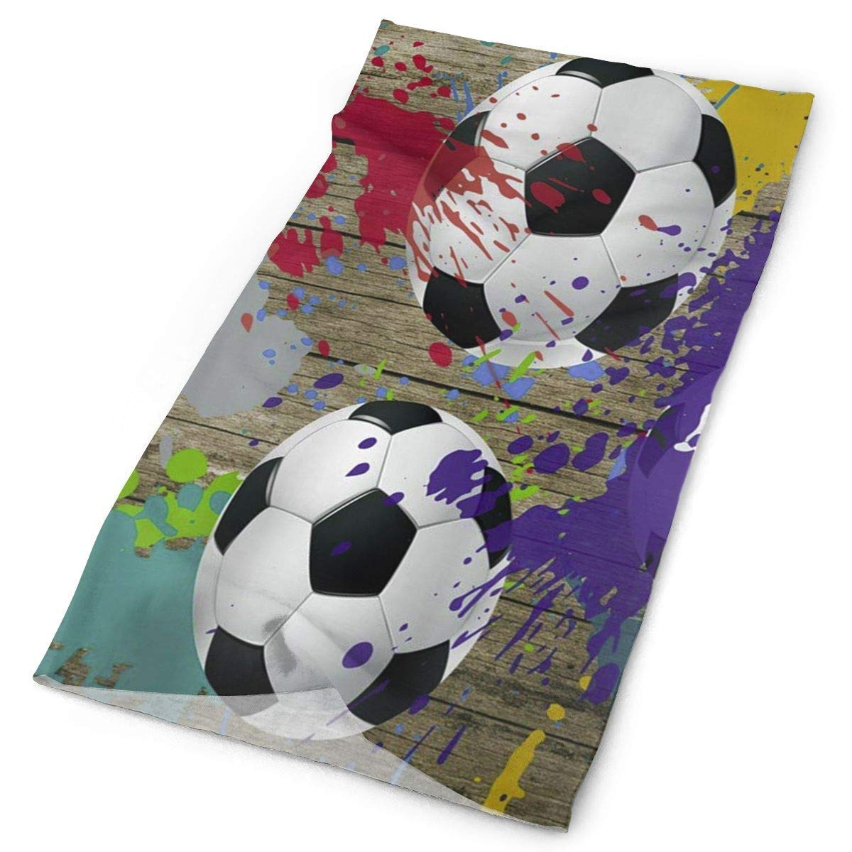 headscarves sky Splash Color Football Athletic Bandana Cintas para ...