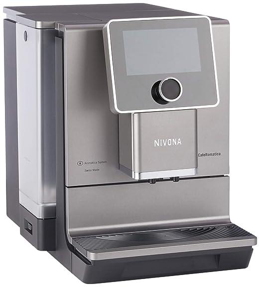 Nivona Nicr CafeRomatica 970 - Cafetera automática, color ...