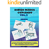 Dibujo manga copiando 5