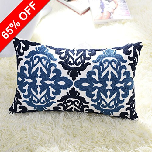 Decorative Cushion Cover for Couch - PONY DANCE Rectangular