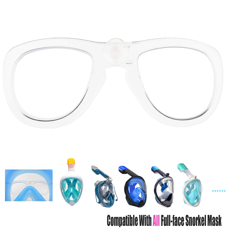Amazon.com: WhiteFang - Lentes correctoras para máscara de ...