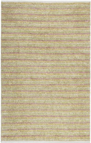 - Carousel Collection Pastels Cut & Loop Rug, Hand Loomed. CC30 (30