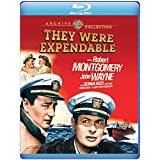 They Were Expendable [Blu-ray]