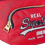 Superdry Messenger Bag, Red