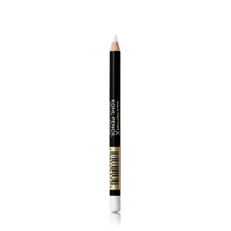 Max Factor Matita Occhi Kohl Pencil, 010 White - 1.2 gr COTY 80957324