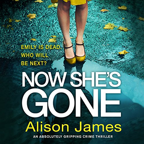 Now She's Gone: Detective Rachel Prince, Book 2