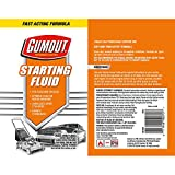 Gumout 5072866 Starting Fluid, 11 oz.