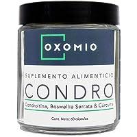 Condro de Oxomio - protección de ligamentos y articulaciones, 60 cápsulas
