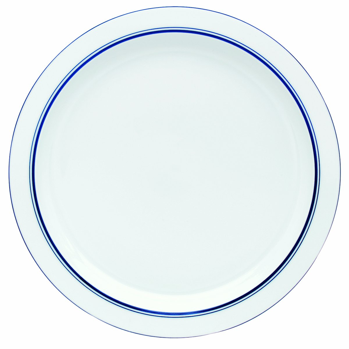 Amazon.com | Dansk Christianshavn Blue 10 1/8 Inch Dinner Plate: Dansk  Bistro Dinner Plates: Bowls