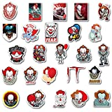 Terror Movie It Laptop Stickers for Kids, 50