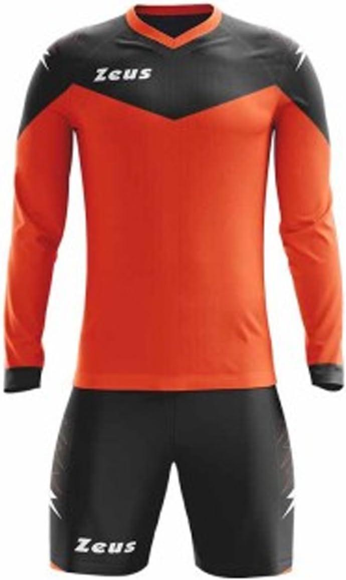 Zeus Kit ULYSSE ML Futbolín Completo Camiseta y pantalón Deportivo Torneo: Amazon.es: Deportes y aire libre