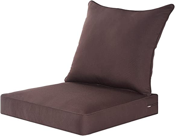Amazon.com: QILLOWAY - Juego de cojines para silla de ...