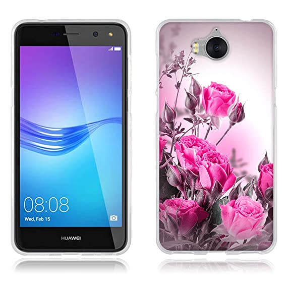 comprare on line 8b945 19645 Amazon.com: Huawei Y6 2017 Case, TOMYOU Drop-Protection and ...