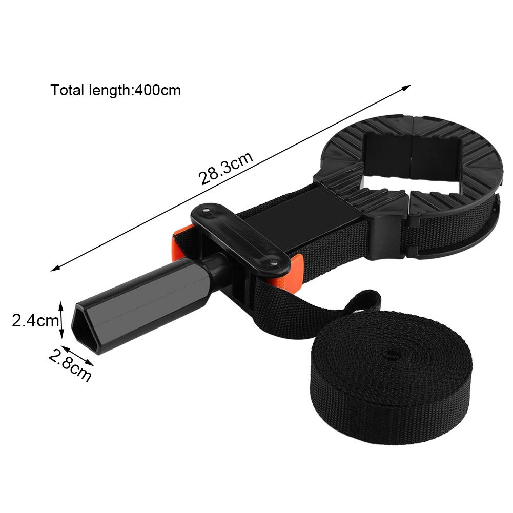 Multi-function Adjustable Corner Clamp Band Strap 4 Jaws Picture Frame Holder Woodworking Tool Picture Frame Clamp
