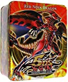 Yu Gi Oh! 2010 Red Nova Dragon Collectible Tin [Toy]