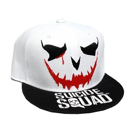 Codi Suicide Squad Baseball Cap Joker Smile Berretti Cappelli
