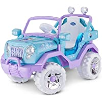 Disney Frozen 4X4 Jeep 6V KT1205 Ride On