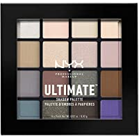(15ml, Cool Neutrals) - NYX PROFESSIONAL MAKEUP Ultimate Shadow Palette, Cool Neutrals, 15ml