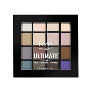 Amazon Com Nyx Professional Makeup Ultimate Shadow Palette Cool