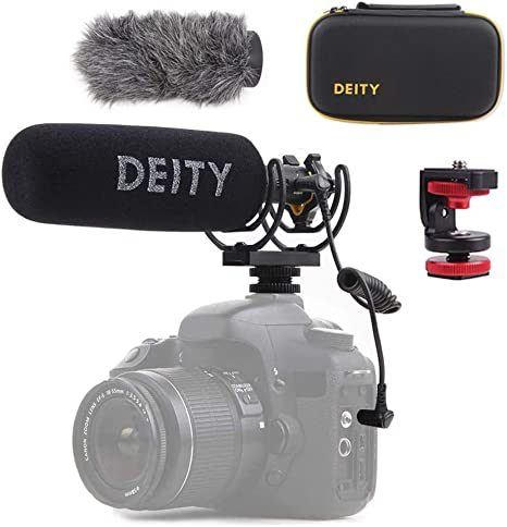Deity V-Mic D3 Pro - Micrófono de diodo con micrófono direccional ...