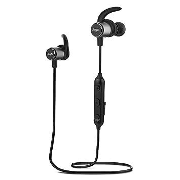 Auriculares inalámbricos, Jayol Sport In-Ear Blutooth 4.1 auriculares con micrófono, ligeros auriculares