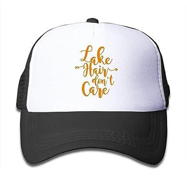 Gorras de béisbol Divertidas Sombreros Cabello de Lago No Importa ...