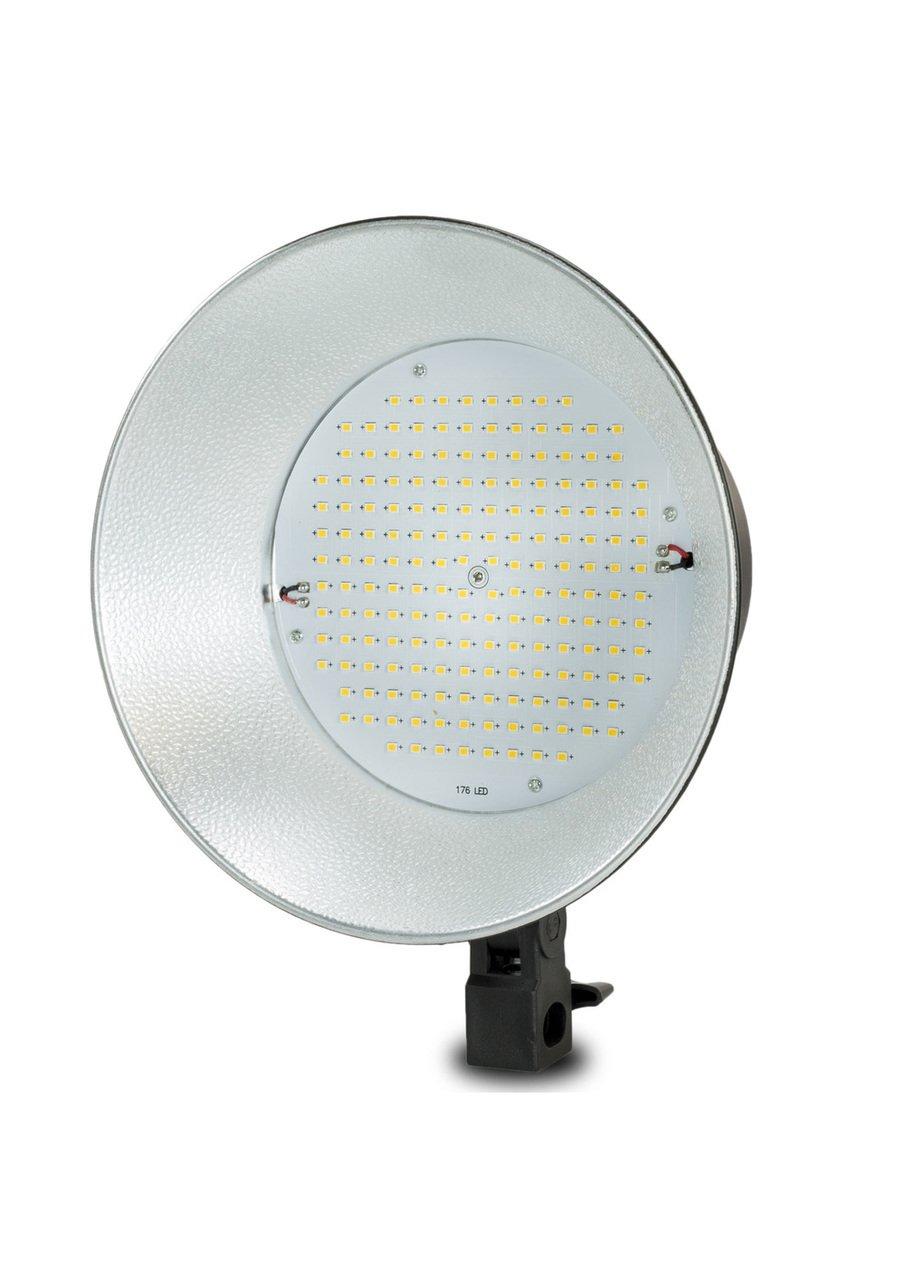 Prismatic LED Luna Beauty Dish Light