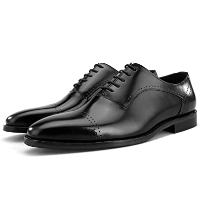 Amazon.com: Zapatillas Oxford macho de la versión europea ...