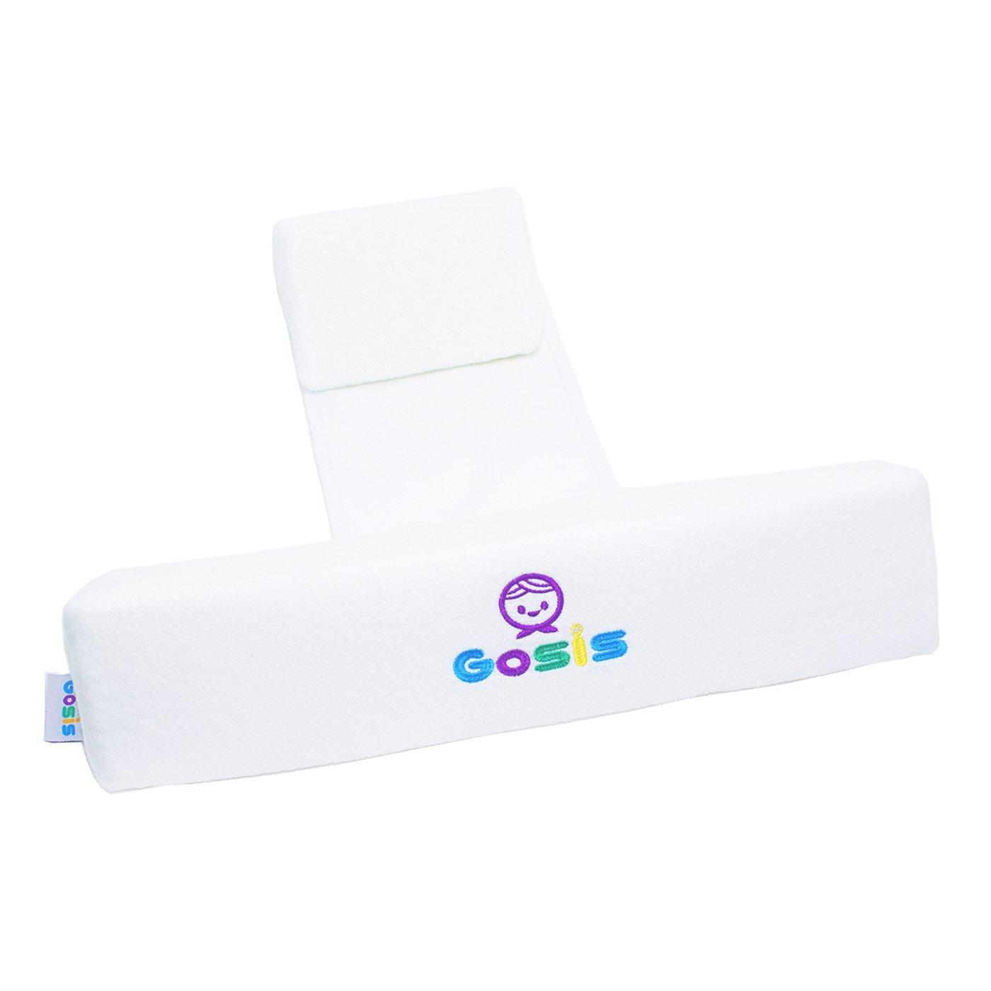 Gosis Newborn Baby Sleep Pillow (White)