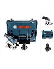 Bosch GKS 12V-26 Professional Akku Kreissäge in L-Boxx + 1 x GBA 12 V 4,0 Ah Akku