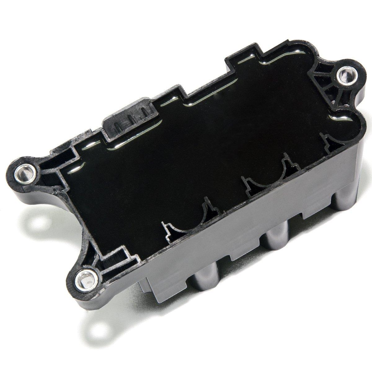 Brand New Ignition Coil Set For Ford Mazda Mercury V6 2003 Windstar Firing Order 39l 40l 42l 25l 30l 38l Compatible With C1312 Dg485 Fd498 Automotive