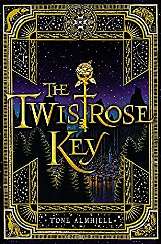 book cover of The Twistrose Key