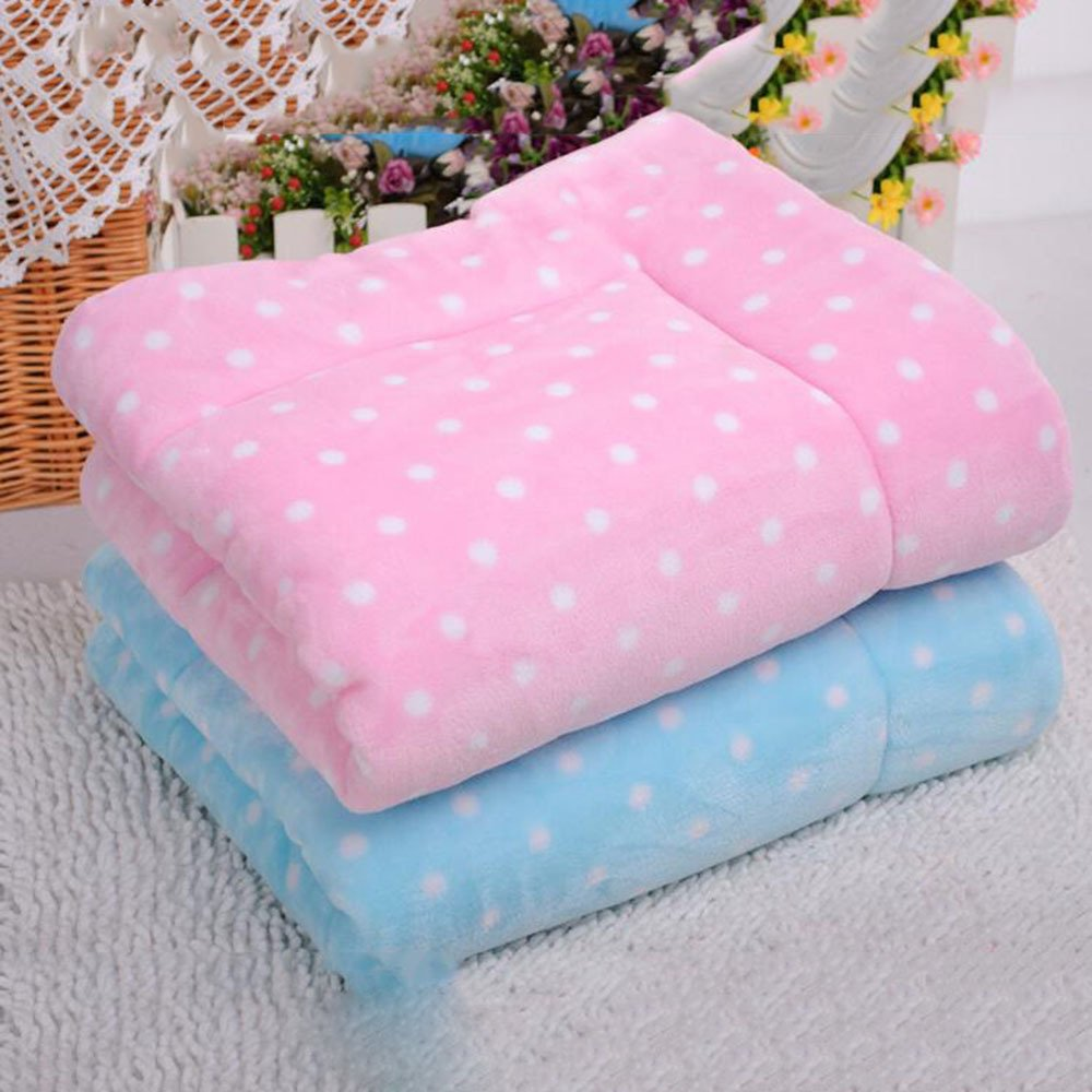 B Dixinla Pet Bed Pet Supplies Blanket Flannel Soft pet nest cat Litter Blanket mat